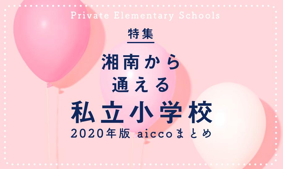 湘南から通える私立小学校
